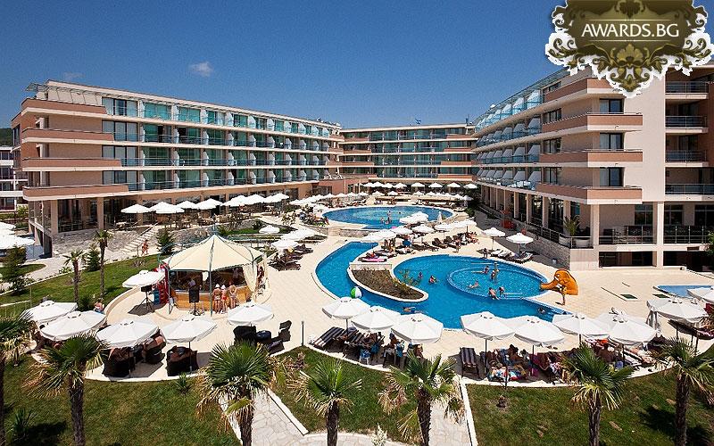 ZORNITSA SANDS SPA & Wellness Hotel