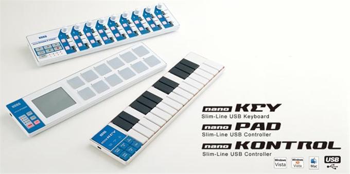 DJ Controllers & Keypads